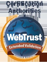 webtrust extended