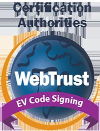 webtrust ev